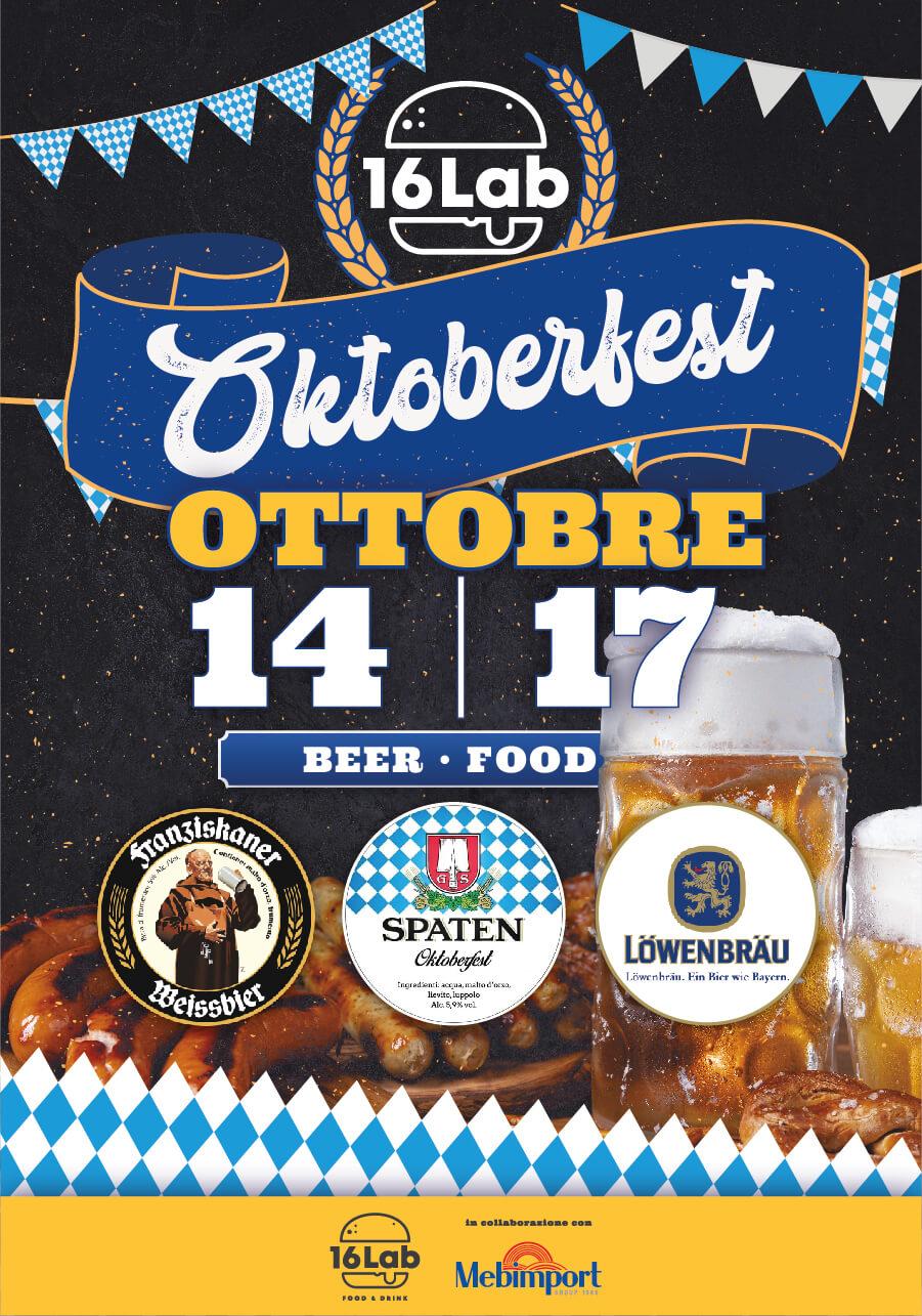 16 Lab Oktoberfest